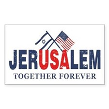 Jerusalem Decal