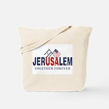 Jerusalem Tote Bag