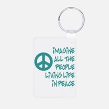 Hands of Peace Keychains