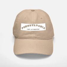 Pennsylvania 100% Authentic Baseball Baseball Cap
