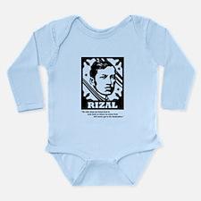 Rizal Long Sleeve Infant Bodysuit