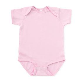 Petal Pink Infant Romper
