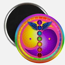 Chakra Mandala Magnet