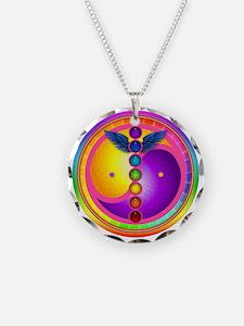Chakra Mandala Necklace