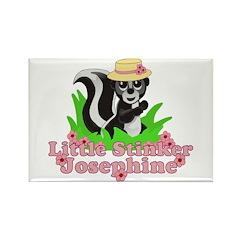 Little Stinker Josephine Rectangle Magnet (10 pack
