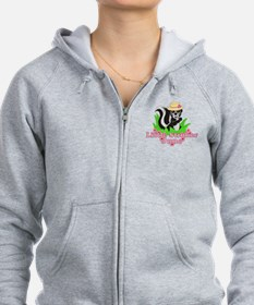 Little Stinker June Zip Hoodie