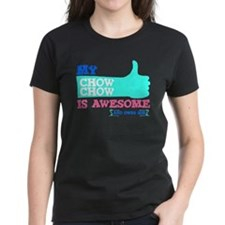 Awesome Chow Chow Tee