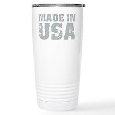 Made In USA Thermos Mug