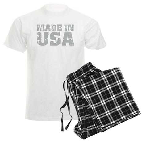 Made In USA Men's Light Pajamas