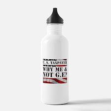 Unique Fair tax Water Bottle