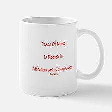 Peace Of Mind Gifts Mug