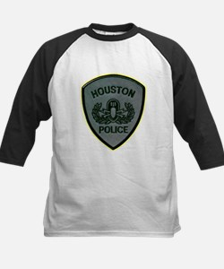 Houston Police E.O.D. Kids Baseball Jersey