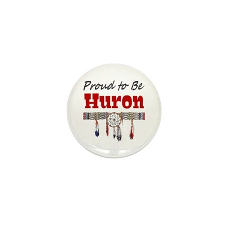 Proud to be Heron Mini Button