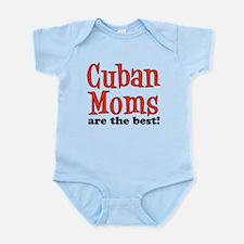 Cuban Moms Are The Best Infant Bodysuit