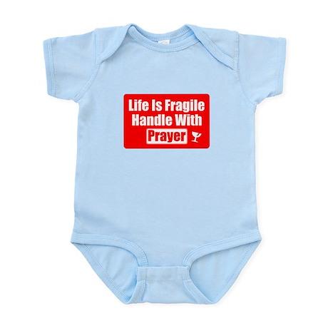 Funny Christian Prayer Infant Bodysuit