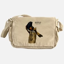 American Redstart Messenger Bag