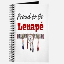 Proud to be Lenape' Journal