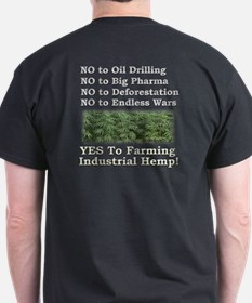 Yes To Hemp - T-Shirt