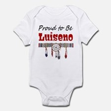 Proud to be Luiseno Infant Bodysuit