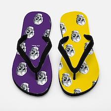 Pirates Flip Flops