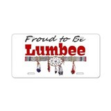 Lumbee indian License Plates