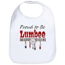 Proud to be Lumbee Bib
