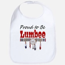 Proud to be Lumbee Bib