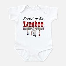Proud to be Lumbee Infant Bodysuit