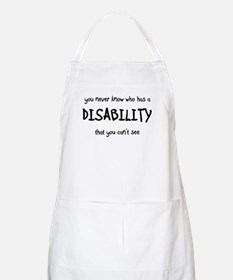 HIdden Disability - Apron