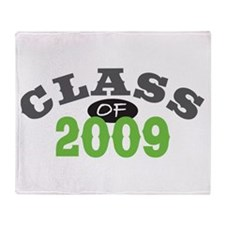 Class of 2009 Throw Blanket