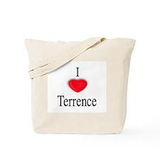 Terrence Tote Bag