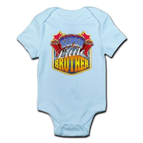 Super Little Brother Infant Bodysuit