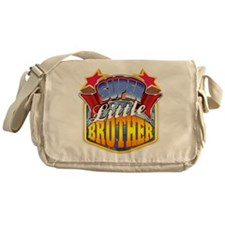 Super Little Brother Messenger Bag