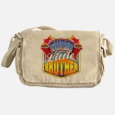 Super Little Brother Messenger Bag