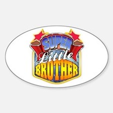 Super Little Brother Decal