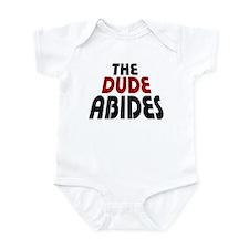 'The Dude Abides' Infant Bodysuit