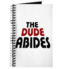 'The Dude Abides' Journal