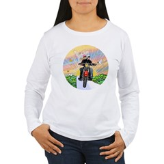 Guardian Blessing 2 Riders T-Shirt