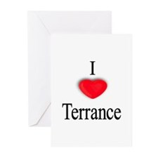 Terrance Greeting Cards (Pk of 10)