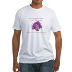 The Master's Creatures Gifts Fitted T-Shirt