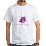 The Master's Creatures Gifts White T-Shirt
