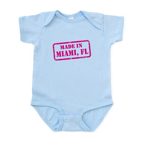 MADE IN MIAMI Infant Bodysuit