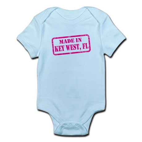 MADE IN KEY WEST Infant Bodysuit