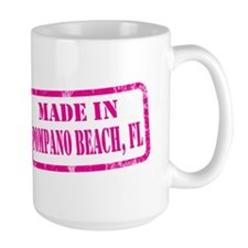 MADE IN POMPANO BEACH Mug