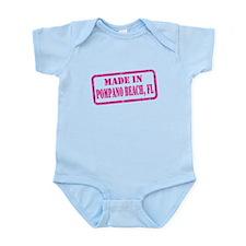 MADE IN POMPANO BEACH Infant Bodysuit
