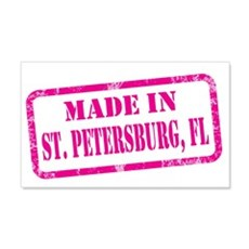 MADE IN ST. PETERBURG 22x14 Wall Peel