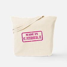 MADE IN ST. PETERBURG Tote Bag