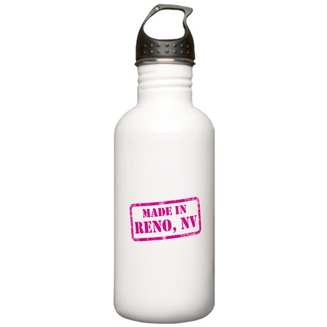 MADE IN RENO Stainless Water Bottle 1.0L