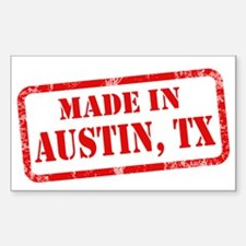 MADE IN AUSTIN Decal