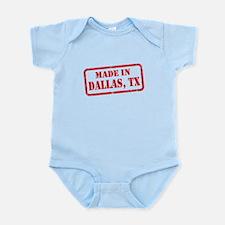 MADE IN DALLAS Infant Bodysuit